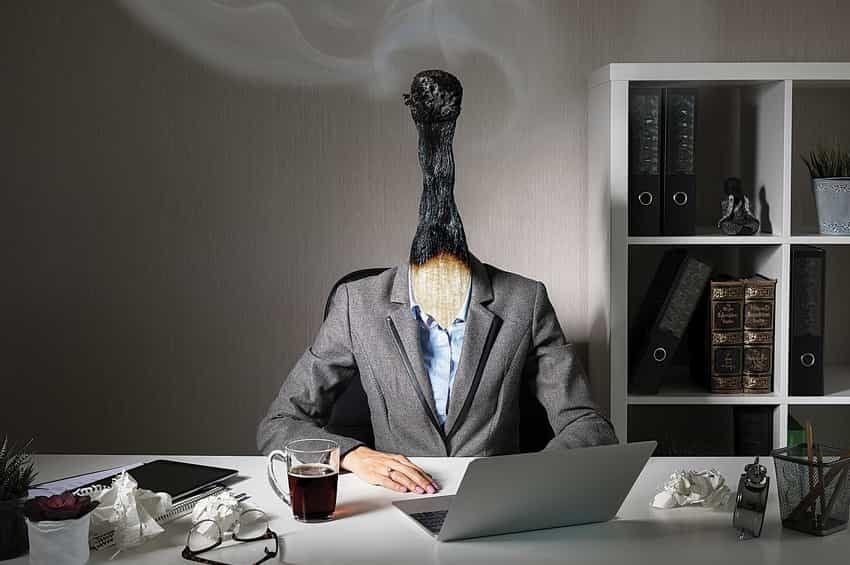 Síndrome de burnout: cuando el clima laboral afecta