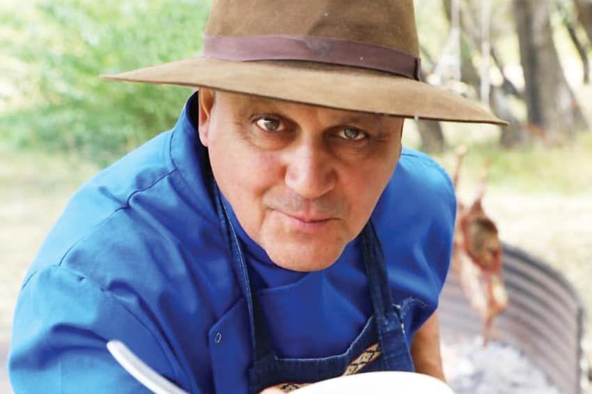 El parrillero que muestra la cocina Neuquina al mundo