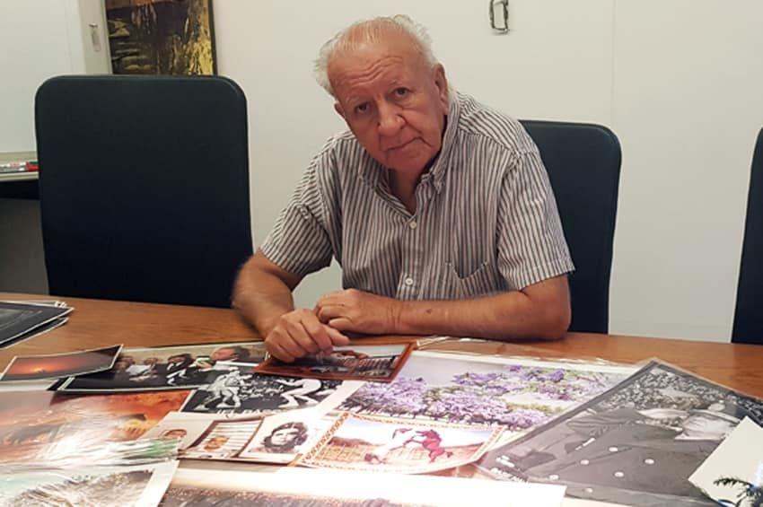Omar Morán: el fotógrafo que acompañó el desarrollo de La Coope