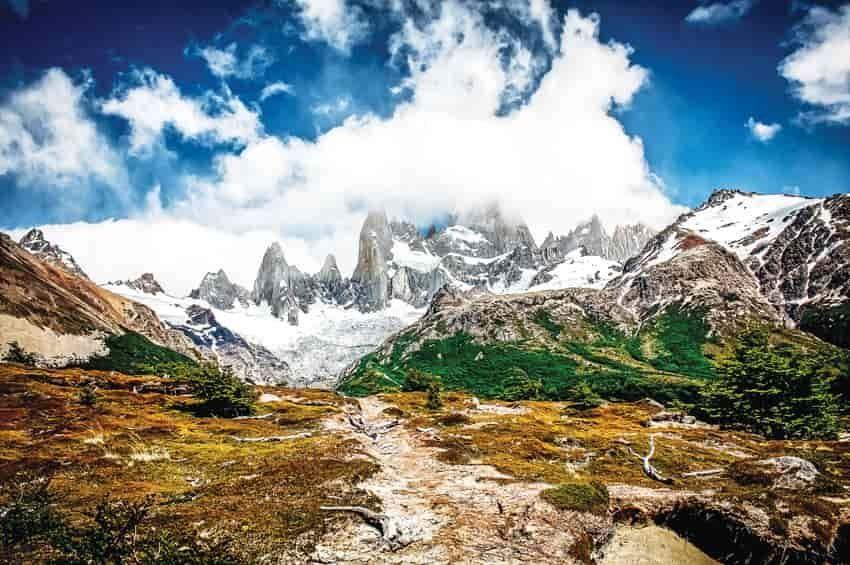 Parque Nacional Los Glaciares, uno de los destinos recomendados