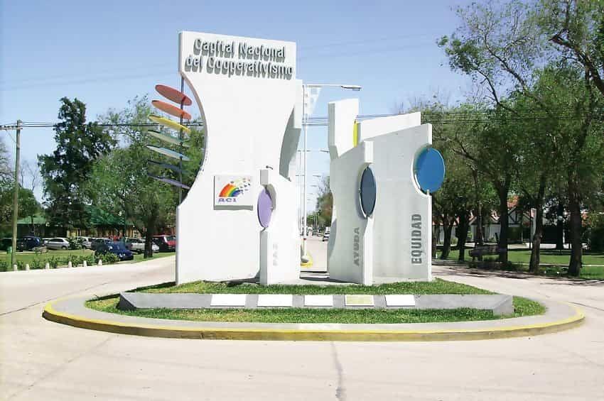 Sunchales, Capital del Cooperativismo Argentino