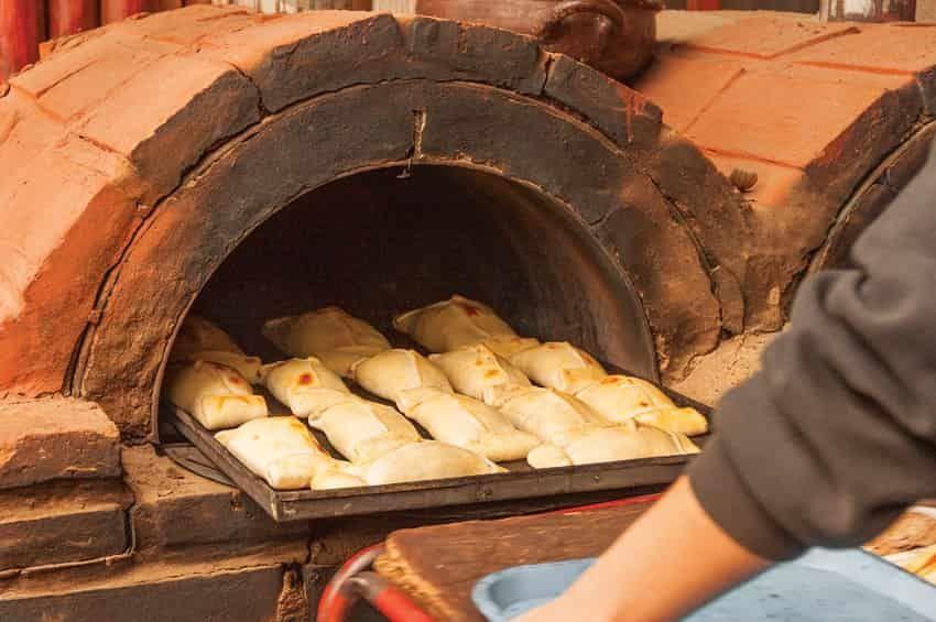Empanadas con sabor bien argentino