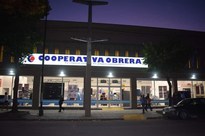 Cooperativa Obrera se consolida  en Necochea con su 3º sucursal