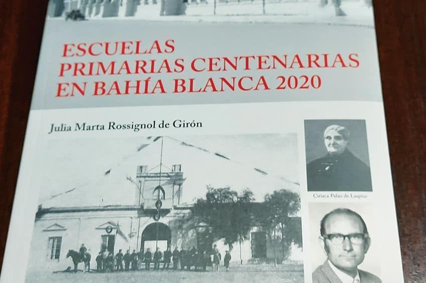 Escuelas primarias centenarias en Bahía Blanca 2020