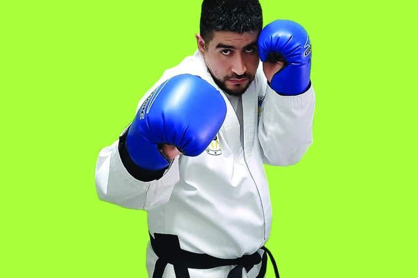 Julio Salomón y el taekwondo, un estilo de vida