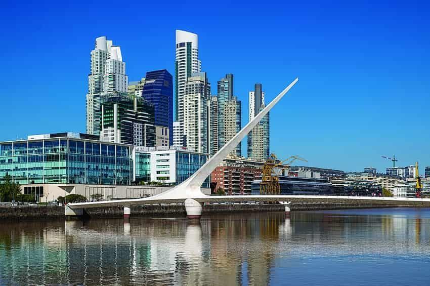 Puentes de la Argentina para visitar y fotografiar