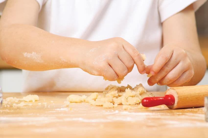 Galletas saludables hechas en casa