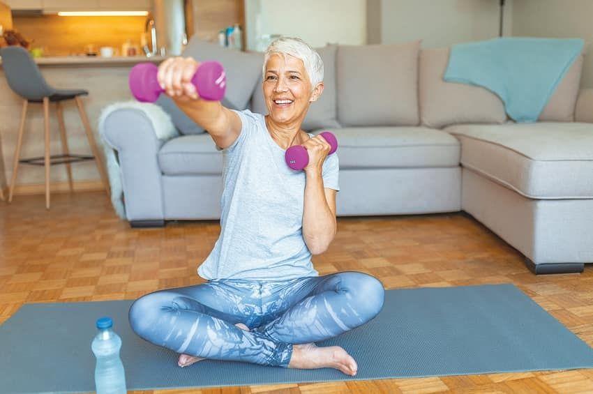 Adultos mayores: cómo mantenerse activos