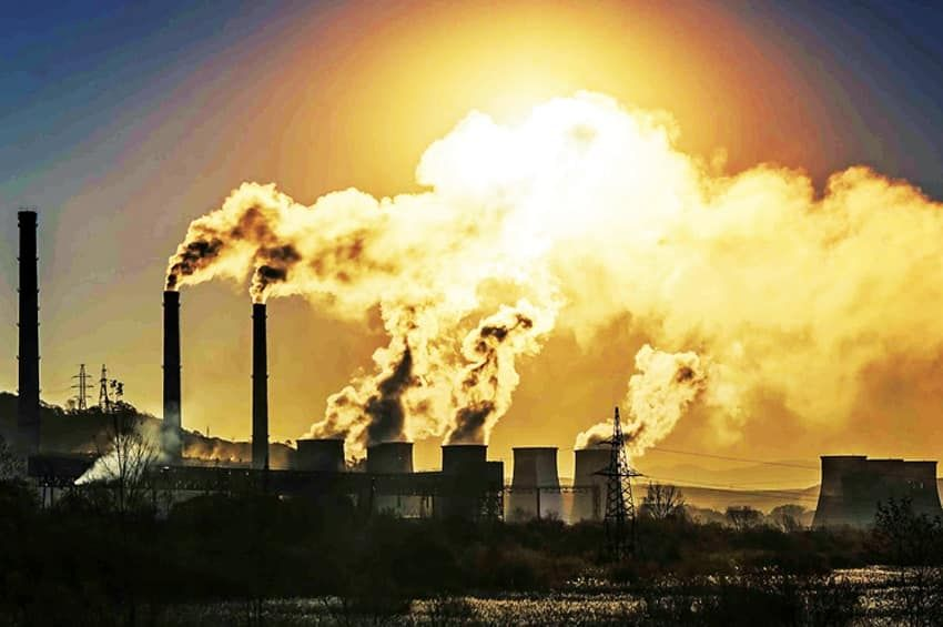 La lucha contra la contaminación del aire