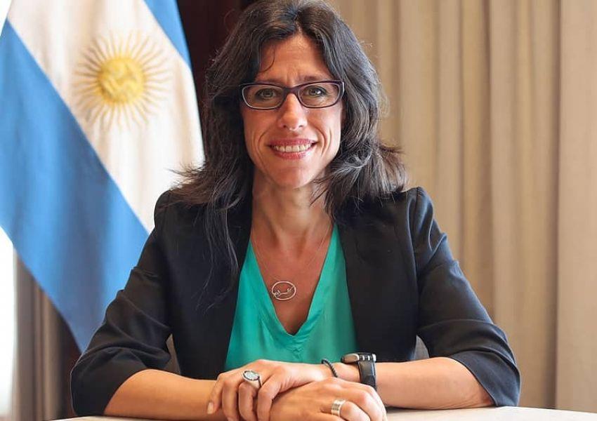 Paula Español se reunió con representantes de la Cooperativa Obrera