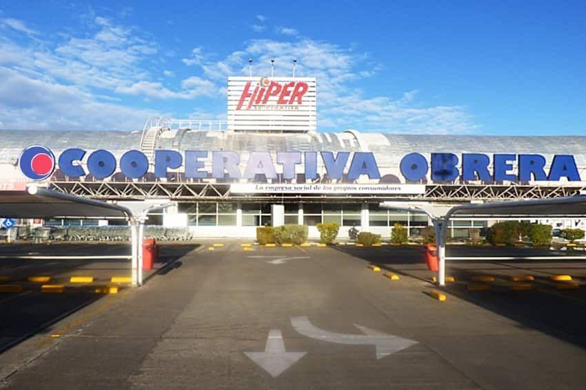El próximo lunes reabrirá al público el Híper de Aguado