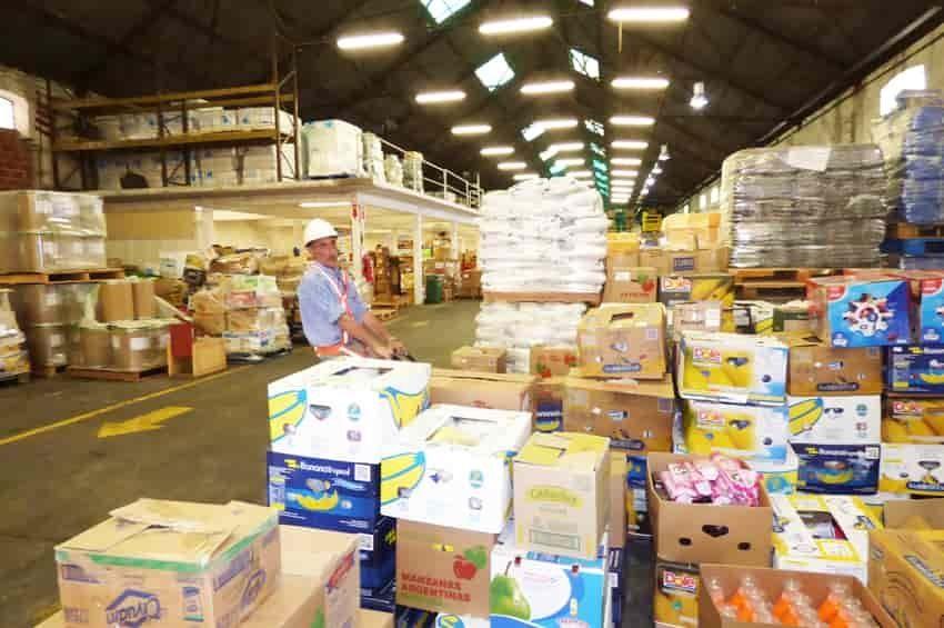 Acuerdo entre cooperativas y el Estado para  proveer alimentos a los más necesitados