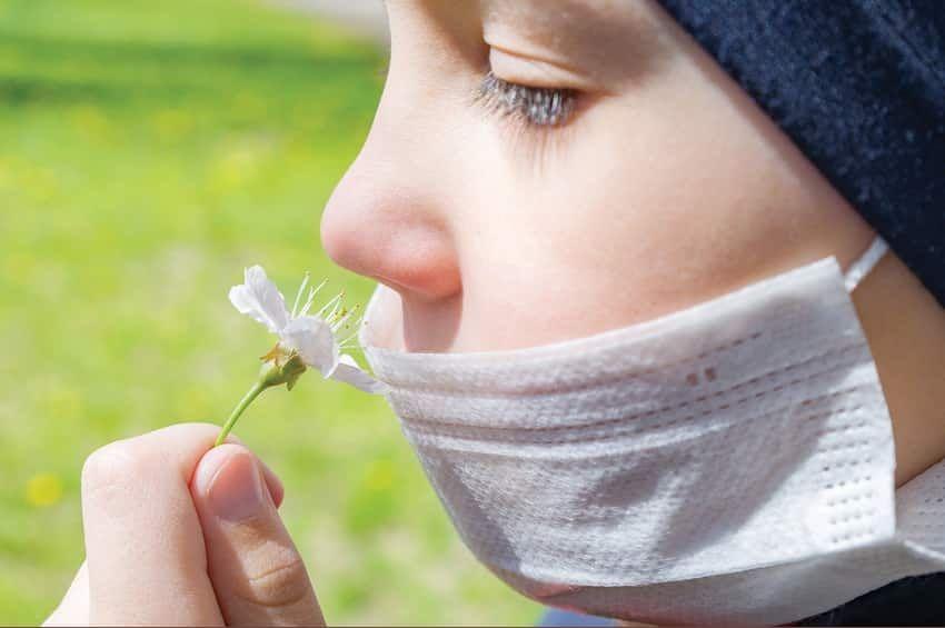 Pérdida de gusto y olfato, dos síntomas de Covid-19